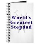 World's Greatest Stepdad Journal