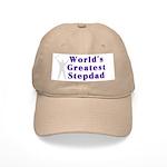 World's Greatest Stepdad Cap