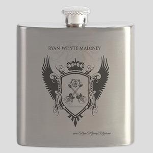 Rwm- Maloneyan Crest Flask