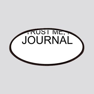 Trust Me, I'm A Journalist Patches