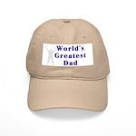 World's Greatest Dad Cap