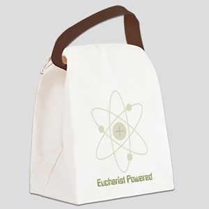 Eucharist Powered Canvas Lunch Bag