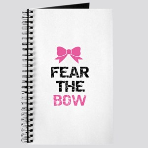 Fear the bow Journal