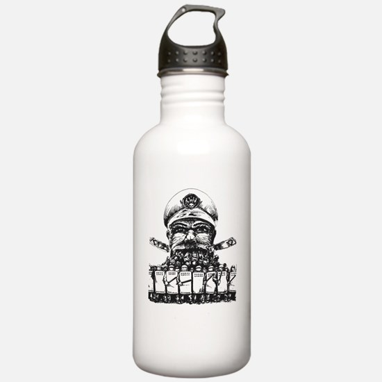 Police State Water Bottle