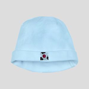 Japan Soccer Ball baby hat