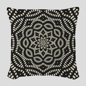 NOLA Woven Throw Pillow