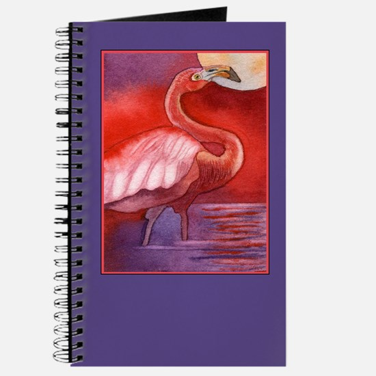 Red Flamingo Journal