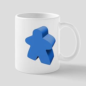 Blue Meeple Mugs