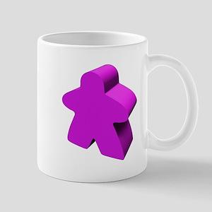 Purple Meeple Mugs