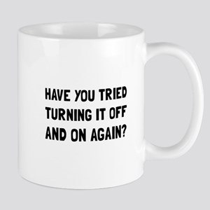 Off And On Again Mugs