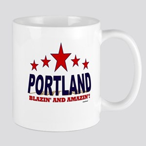 Portland Blazin' And Amazin' Mug
