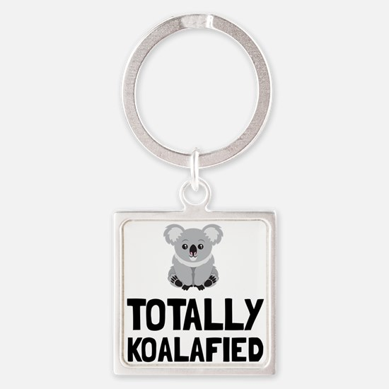 Totally Koalafied Keychains