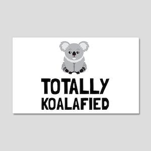 Totally Koalafied Wall Decal