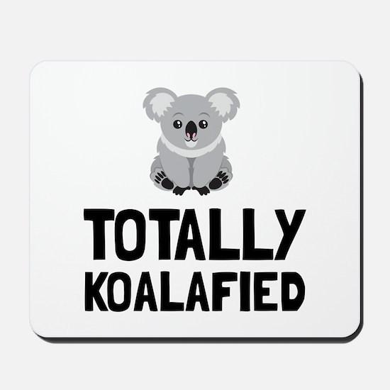 Totally Koalafied Mousepad