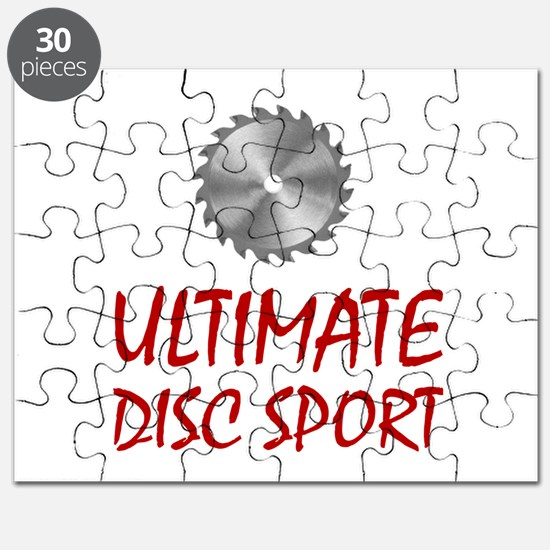 Ultimate Disc Sport Puzzle