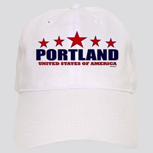 Portland U.S.A. Cap