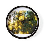 Light messengers Wall Clock