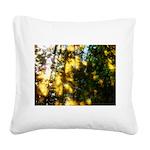 Light messengers Square Canvas Pillow
