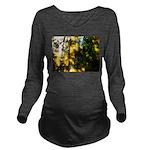 Light messengers Long Sleeve Maternity T-Shirt