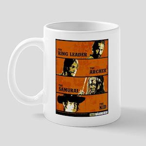 Ringleader Archer Samurai Mug