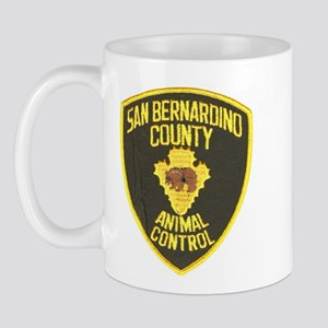Berdoo Animal Control Mug
