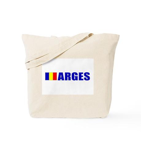 Arges, Romania Tote Bag