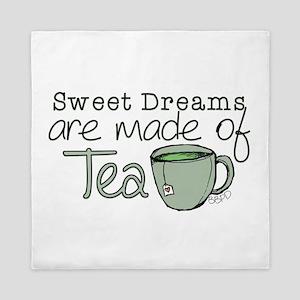 Made of Tea Queen Duvet