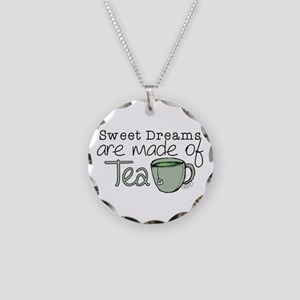 Made of Tea Necklace