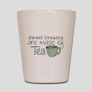 Made of Tea Shot Glass