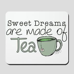 Made of Tea Mousepad