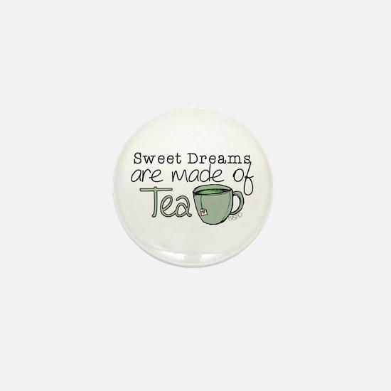 Made of Tea Mini Button
