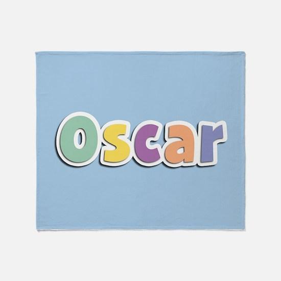 Oscar Spring14 Throw Blanket