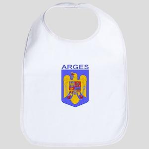 Arges, Romania Bib