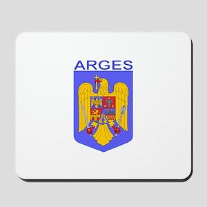 Arges, Romania Mousepad