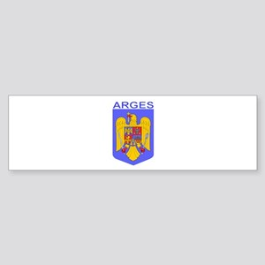 Arges, Romania Bumper Sticker