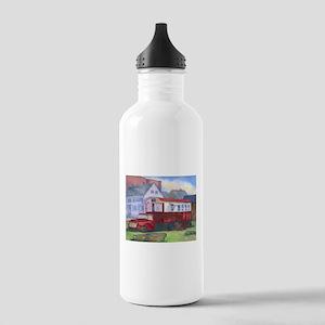 Gilleys Diner Portsmou Stainless Water Bottle 1.0L