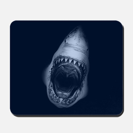 Shark Bite Mousepad