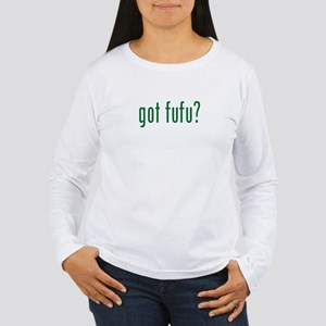 got fufu-green Long Sleeve T-Shirt