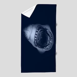 Shark Bite Beach Towel