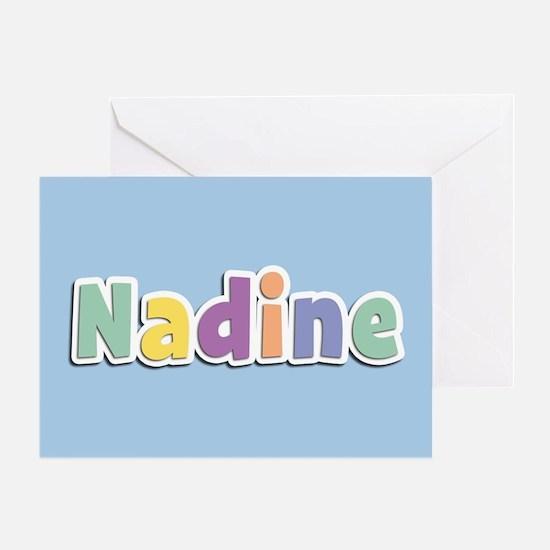 Nadine Spring14 Greeting Card