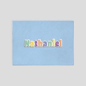 Nathaniel Spring14 5'x7'Area Rug