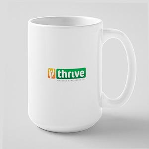 Thrive Logo Mugs