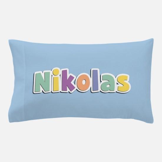 Nikolas Spring14 Pillow Case
