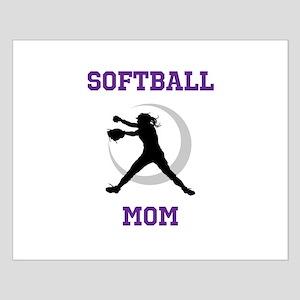 Softball Mom tshirt Posters