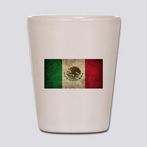 Mexico Shot Glass