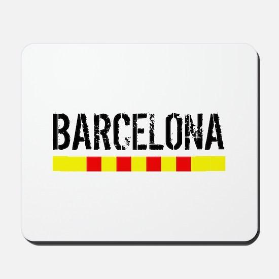 Catalunya: Barcelona Mousepad