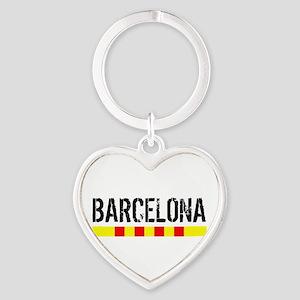 Catalunya: Barcelona Keychains