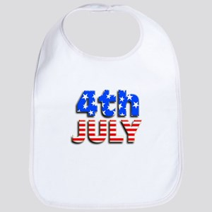 4th JULY Bib