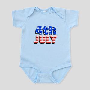 4th JULY Infant Bodysuit