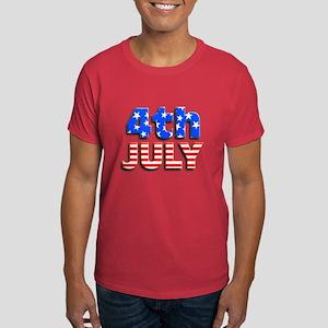 4th JULY Dark T-Shirt